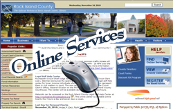 Rock Island County, Illinois - Online Services